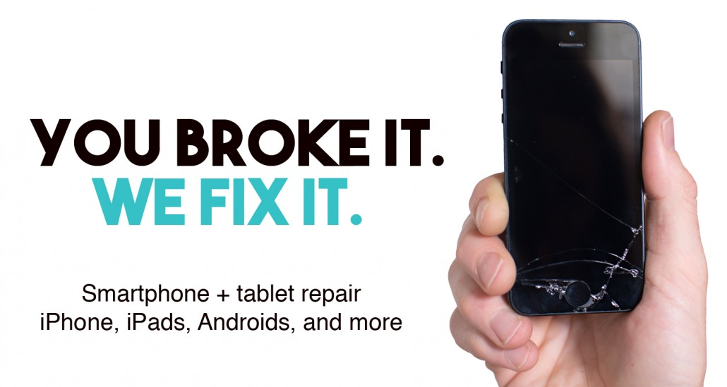 iPhone repair Portland OR iPad fix hut