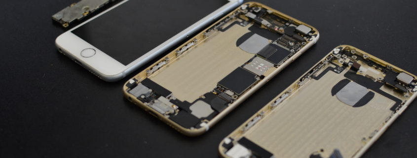 An iPhone Teardown